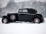 Photos of Bugatti Type 49 Drophead Coupe by Van Rijswijk 1930–34