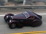 Pictures of Bugatti Type 51 Dubos Coupe 1931