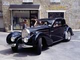 Bugatti Type 57 Ventoux Coupe (Series III) 1937–39 pictures