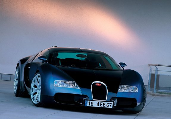 bugatti eb 18 4 veyron concept 1999 pictures. Black Bedroom Furniture Sets. Home Design Ideas