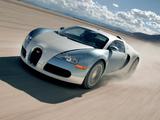 Bugatti Veyron US-spec 2005–11 wallpapers