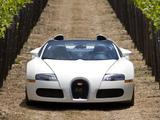 Bugatti Veyron Grand Sport Roadster US-spec 2008 photos