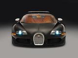 Bugatti Veyron Sang Noir 2008 wallpapers
