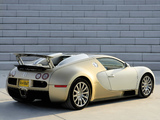 Bugatti Veyron Gold Edition 2009 photos