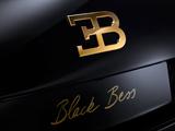 Bugatti Veyron Grand Sport Roadster Vitesse Black Bess 2014 wallpapers