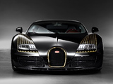 Images of Bugatti Veyron Grand Sport Roadster Vitesse Black Bess 2014