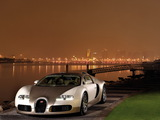Photos of Bugatti Veyron Gold Edition 2009