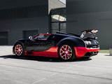 Pictures of Bugatti Veyron Grand Sport Roadster Vitesse 2012