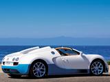 Pictures of Bugatti Veyron Grand Sport Roadster Vitesse US-spec 2012