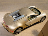 Bugatti Veyron Gold Edition 2009 wallpapers