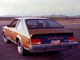 Photos of Buick Century Turbo Coupe 1979–80