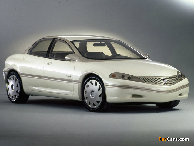 Pictures Of Buick Sceptre Concept 1992 640x480
