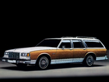Pictures of Buick Electra Estate Wagon (BV8) 1988
