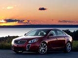 Buick Regal GS 2011–13 pictures