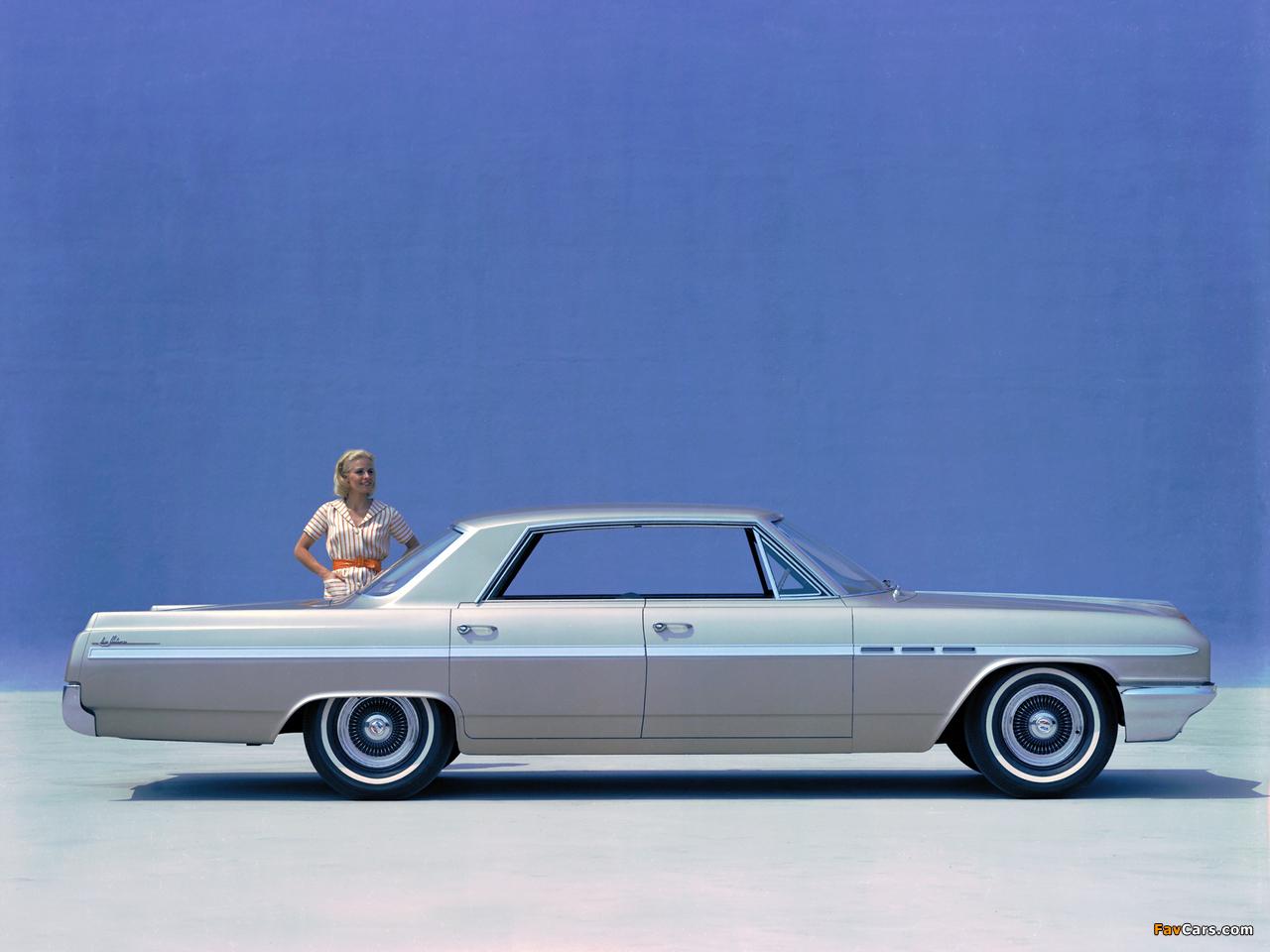 Buick Lesabre 4 Door Hardtop 1964 Pictures 1280x960