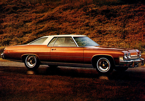 Download / Preview - Buick LeSabre Luxus Hardtop Coupe 1974 photos