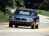 Photos of Buick LeSabre 1996–99