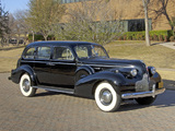 Buick Limited 8-passenger Touring Sedan (90) 1939 pictures