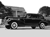 Buick Limited Touring Sedan 1940 wallpapers