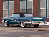 Buick Limited Convertible (756) 1958 images