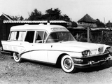 Photos of Buick Limited Ambulance by Visser (702) 1958
