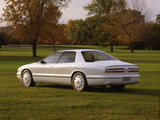 Pictures of Buick Park Avenue Essence Concept 1989