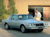 Buick Regal T-Type 1984 photos
