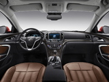 Photos of Buick Regal CN-spec 2013