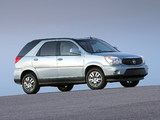 Buick Rendezvous 2004–07 photos