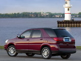 Buick Rendezvous 2004–07 wallpapers