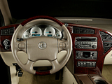 Wallpapers of Buick Rendezvous Ultra 2004–07
