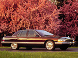 Buick Roadmaster 1991–96 photos