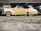 Photos of Buick Roadmaster Convertible 1941
