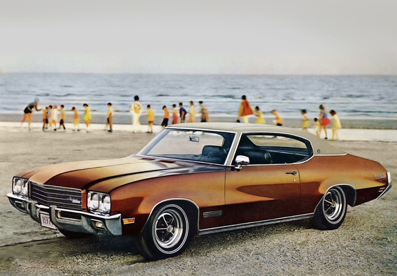Download / Preview - Buick Skylark Custom Sport Coupe 1971 pictures