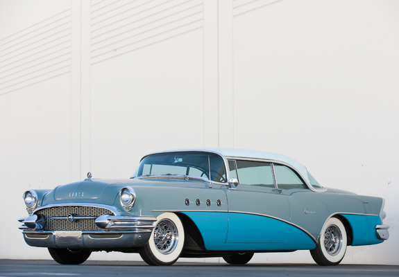 Buick super riviera hardtop 56r 4537 1955 photos for 1955 buick riviera 56r super 2 door hardtop