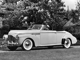 Photos of Buick Super Eight Convertible Coupe (56C) 1941