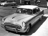 Pictures of Buick Super Riviera Sedan (52-4519) 1954