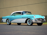 Buick Super 2-door Riviera Hardtop (56R-4537) 1956 wallpapers