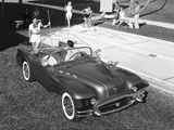 Buick Wildcat II Concept Car 1954 wallpapers