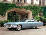 Photos of Cadillac Fleetwood Sixty Special Brougham (68169P) 1971