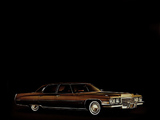 Cadillac Fleetwood Sixty Special Brougham 1972 wallpapers