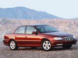Images of Cadillac Catera 1997–2000
