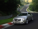 Cadillac CTS 2007–13 photos