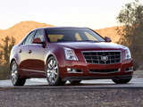Images of Cadillac CTS 2007–13