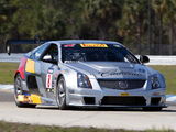 Images of Cadillac CTS-V Coupe Race Car 2011
