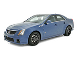 Images of Cadillac CTS-V Stealth Blue Edition 2013