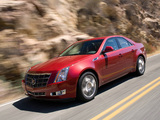 Photos of Cadillac CTS 2007–13