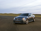Photos of Cadillac CTS-V 2009