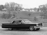 Pictures of Cadillac Coupe de Ville (6357J) 1963