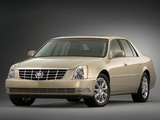 Pictures of Cadillac DTS Platinum 2007–11